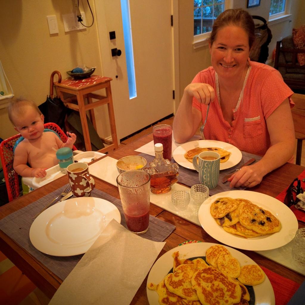 mom birthday breakfast