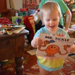 Annie and Mr. Tickle, from Aunt Camei